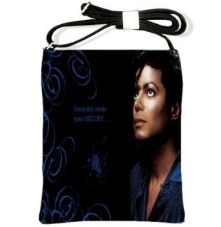 michael jackson purse in Clothing,
