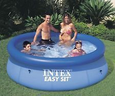 Intex 8 X 30 Easy Set Up Inflatable Above Ground Swimming Pool