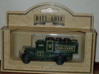 1934 Ford Model A Truck, Lledo Days Gone Vintage Model, approx 140