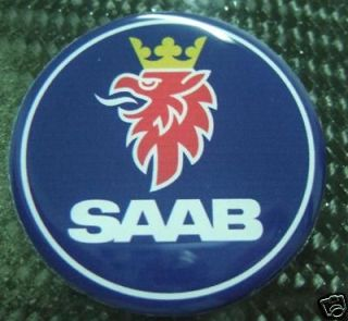 25 Saab Hood trunk badge emblem replacement sticker decal 900 9 3 93