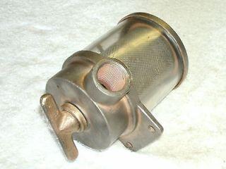 modina raw water pump strainer 3 4