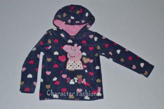 PEPPA PIG Size 12 18 24 Months 2T 3T 4T 5T 5 6 Sweatshirt Hoodie