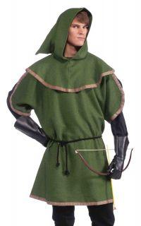 medieval renaissance robin hood archer halloween costume