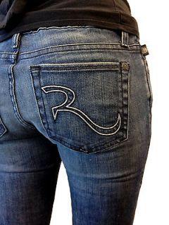 NWT Authentic Rock & Republic Tyler Maternity Jeans, Damzel Blue, Sz