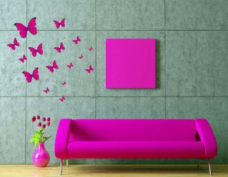 Newly listed A Removable Butterfly Feifei Art Decor Wall Stickers Kids