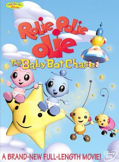 Rolie Polie Olie The Baby Bot Chase (DV
