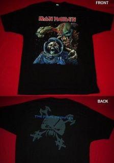Iron Maiden Final Frontier Shirt Size XL NEW Metallica Metal Slayer