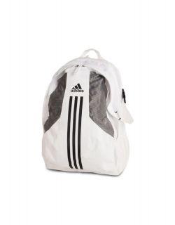 new adidas ruck sack back pack bag white rrp £