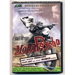 motor psycho russ meyer dvd brand new sealed time left