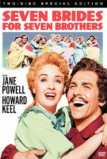 seven brides for seven brothers dvd in DVDs & Blu ray Discs