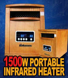 portable infrared heater in Portable & Space Heaters