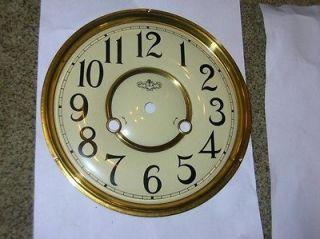 Replacement Regulator American / German Wall Clock Dial Parts