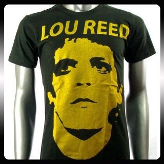 lou reed american music rock n roll men t shirt