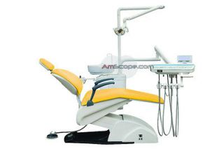 Dental Chair Complete Package  Color V10(Mustard Color) BRAND NEW Ship