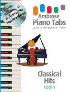 easy classical piano sheet music hits playalong cd time left