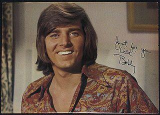 bobby sherman teen idol open shirt pinup 1970s 70 155