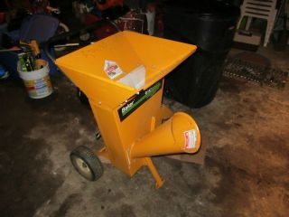 baker wood chipper shredd er  450 00