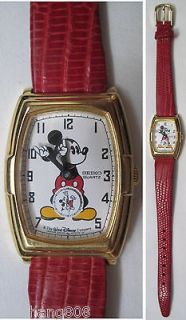 Newly listed SEIKO DISNEY MICKEY MOUSE WATCH 60TH SIXTY YEARS PRE