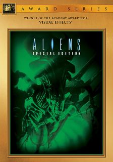 Aliens DVD, 2005, Special Edition Sensormatic Gold O Ring