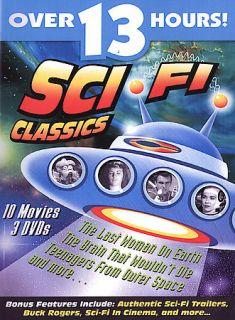 Sci Fi Classics   3 Pack (DVD, 2004, 3 D