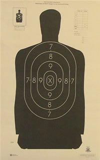 100 b 29 nra silhouette pistol rifle shooting targets buy