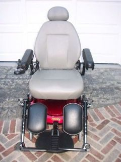 Jazzy Select Power Chair **Mint Condition with Extras**