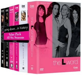 The L Word The Complete Series (DVD, 2009, 24 Disc Set) *Brand New