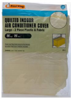 indoor air conditioner cover in Home Improvement