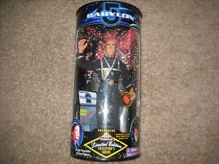 BABYLON 5 Limited Edition Collector Series Garibaldi Action Figure 9