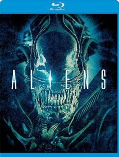 Aliens Blu ray Disc, 2011, Canadian French