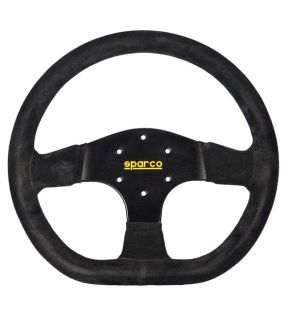 SPARCO R 353 SUEDE STEERING WHEEL 330MM R353 RACING COMPETITION FLAT