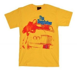 snoop dogg the doggfather t shirt men size large