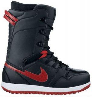 Nike Snowboarding Mens Vapen Boot Black Varsity Red White Dark Shadow