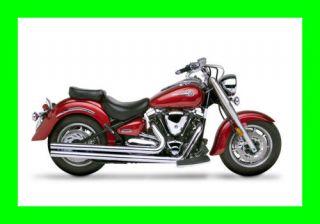 Road Burner Exhaust, Pipe, Yamaha Road Star 1600/1700 01 4035
