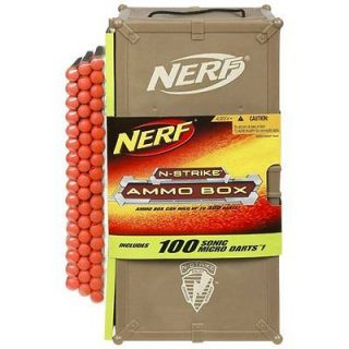 nerf dart ammo box micro sonic darts one day shipping available time