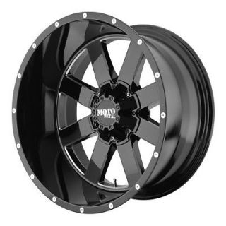 20x12 Moto Metal MO962 Black Wheel/Rim(s) 5x139.7 5 139.7 5x5.5 20 12