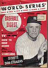 Oct.) Baseball Digest, Casey Stengel, New York Yankees, World Series