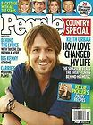 Keith Urban, Shania Twain, Garth Brooks   March, 2010 People Country