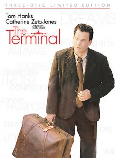 The Terminal DVD, 2004, 2 Disc Set, Limited Edition Gift Set