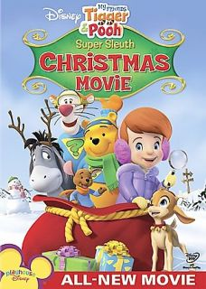 My Friends Tigger Pooh Super Sleuth Christmas Movie DVD, 2007