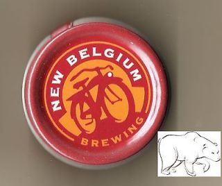 Fat Tire Bicycle Bike Tire Patch Kit, compact, glueless, New Belgium