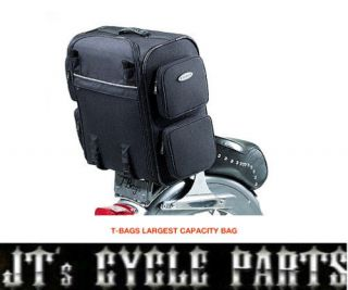 new t bags route 66 harley sissy bar bag time
