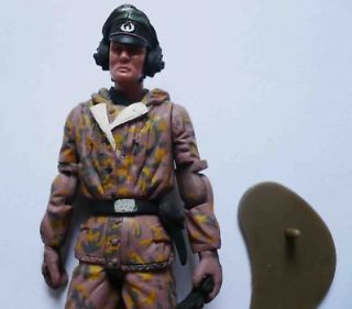 T333~ 21st Century Toys Germany WWII commander soldier action figure