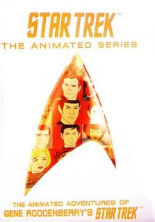 star trek the animated series dvd 2006 4 disc set