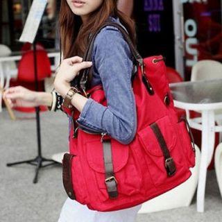 Lady handbag Large Canvas Hobo bag Womens Tote Bag Messenger Shoulder