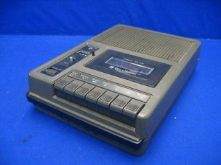 bell howell 3179a cassette tape recorder player pro ac time