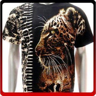 b89 Survivor T shirt M L XL XXL SPECIAL Tattoo STUD Skull Tiger