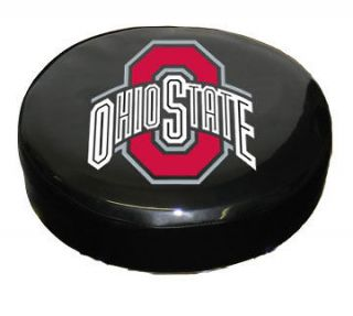 ohio state buckeyes ncaa sports vinyl bar stool cover time