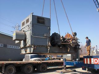 westinghouse steam turbine generator 1 36mw from canada time left