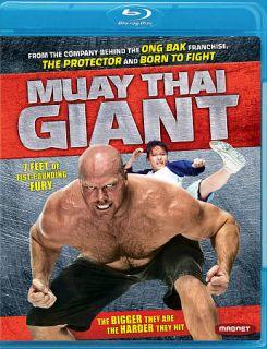 Muay Thai Giant Blu ray Disc, 2011